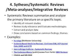 An Integrative Review of Peer Mentorship Programs for     Review method steps