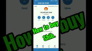 How To Buy SHIB (Shiba Coin) In Under One Minute With Trust Wallet | Easy  Fast UNISWAP #shorts - YouTube
