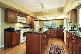 Image Tile Cherry Kitchen Cabinets Wall Color Examples Remarkable Dark Kitchen Buycheaponlineinfo Cherry Kitchen Cabinets Wall Color Remodelling Your Design House