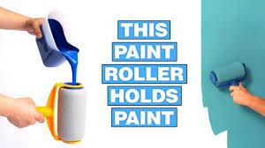 paint runner a non drip paint roller that s paint