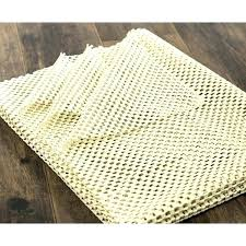 8 x 10 rug pad rug pad exterior non slip ivory area for hardwood floors best