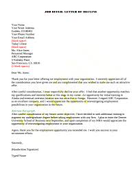 8 Job Offer Letter Samples Sample Templates