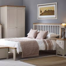 More Bedroom Furniture Hutchar Portsmouth Stone Grey Painted Bedroom Range
