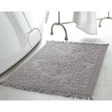 white bathroom rug sets cotton fringe 2 piece bath rug set black and white bath rug set