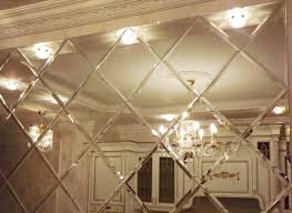 Mirror Tiles Decorating Ideas Mirror Walls Plastic Panels and Tiles Home Interior Design 72