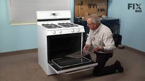 How To Fix Oven Magic Chef Range Repair How To Replace The Short Oven Sensor Kit