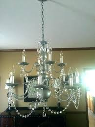spray paint chandelier brass painted simple best ideas on painting a oil rubbed bronze