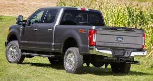 2017 Ford F-250 Pickup Truck Shaves Weight, Adds Sophistication ...