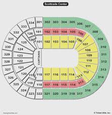 St Louis Blues Seating Chart Scottrade Center Concert Seating Chart Section 104 Barclays