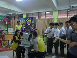 club lions club of kl bukit kiara project name sight conservation gift of sight project project description lions worldwide are known as knights of