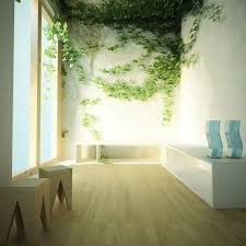 35 Wall Art Ideas And Inspiration  Indoor Climbing Plants And Climbing Plants Indoor