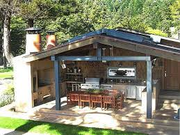Complete Outdoor Kitchen Rustic Outdoor Kitchen Designs Why Dont You Try To Complete Your