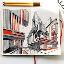 architecture sketches. some architecture sketches powered by _