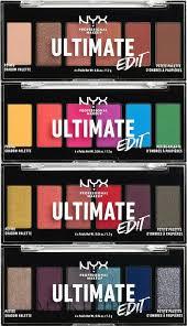 <b>Палетка</b> теней - <b>NYX Professional Makeup</b> Ultimate Edit Petite ...