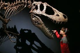 The Honest Truth: Edinburgh's monster of a dinosaur exhibition ...