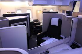 British Airways Flight 282 Seating Chart Review British Airways A380 First Class Los Angeles To