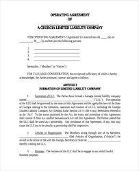 Basic Operating Agreement - Kleo.beachfix.co
