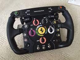 Thrustmaster Ferrari F1 Ps3 Ps4 In Dy10 Forest Für 75 00 Zum Verkauf Shpock De