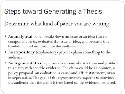 the central focus of any essay ppt video online  6 steps