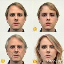Face transformation app