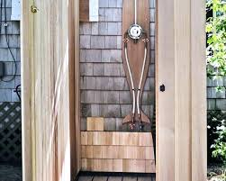 outdoor shower kit outside shower faucet kits camping tent under the tree outdoor ideas designs