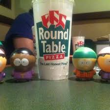 photo taken at round table pizza by john c on 6 17 2016