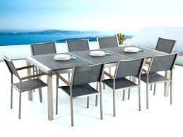 medium size of white wicker outdoor dining table and chairs brisbane with umbrella hole set patio