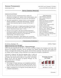 coaching resume example