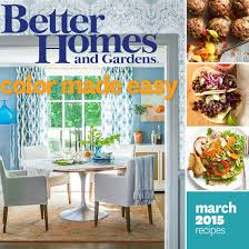 better home and gardens magazine. Plain Better With Better Home And Gardens Magazine B