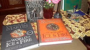 mohammed arabey s review of the world of ice fire the untold   can t wait to start into it along book three n n the pre review n com review show
