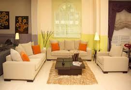 Orange Living Room Furniture Living Room Furniture Design