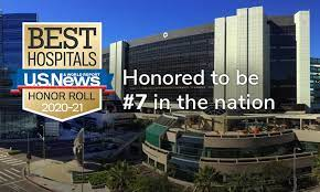 Anciennement administrative assistant à beverly hills, california. Cedars Sinai Ranked 7 In U S News World Report
