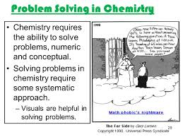 introduction to chemistry ppt  problem solving in chemistry