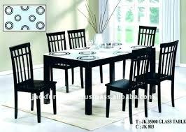 cyclone round wood top dining table wooden kitchen marvellous glass with intended for plan