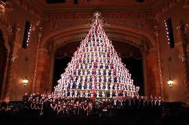 Muskegon is home to America's tallest, singing Christmas tree | Michigan  Radio