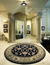 foyer area rugs amazing round images home ideas regarding prepare 0