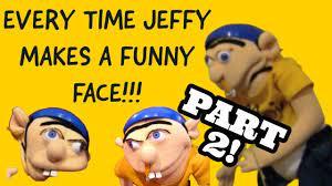 time SML Jeffy makes a funny face [CC ...