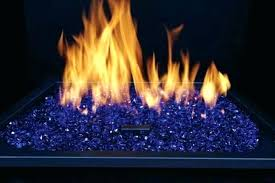 glowing embers vent free media ceramic logs embers fireplace gas