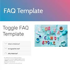 Bootstrap Faq Page Design Free Html Bootstrap Faq Template