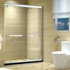revel shower door reviews sliding guide co bottom track replacement without gla pocket door bottom guide wardrobes wardrobe
