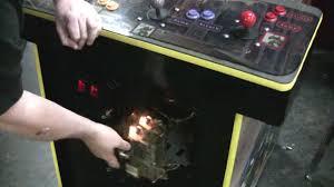 Ninja Turtles Arcade Cabinet 162 Konami Teenage Mutant Ninja Turtles Tmnt Arcade Video Game