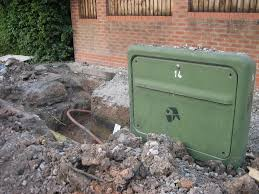 Fibre Optic Cabinet Checker Bt Fibre Cabinet Install Knocks Out Power To Part Of Middlewich