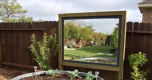 garden mirrors. Increase Garden Size. Mirrors