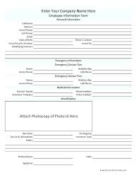 Emergency Form For Daycare Emergency Medical Form Template New Information Fresh