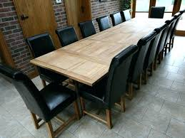 dining room tables that seat home design large round throughout dining room table for 12 fascinating