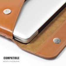 2019 lention premium quality leather sleeve bag case cover for macbook air 13 inch macbook pro and 13 inch with retina from lention 20 46 dhgate com