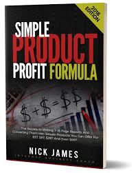 Simple Products Profit Simple Product Profit Formula