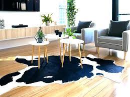 large cowhide rug nice large cowhide rug