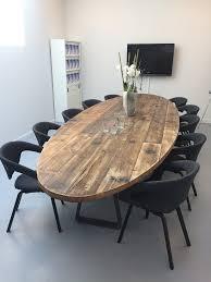 hardware dining table exclusive: ovale tafel op maat gemaakt woodindustries maakt het unieke ovale tafel op maat gemaakt