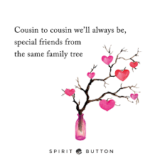 Beautiful Cousin Quotes Best of 24 Beautiful Cousins Quotes On Family And Friendship Page 24 Of 24